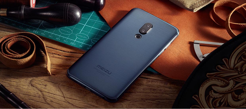 MEIZU 15 - Diseño