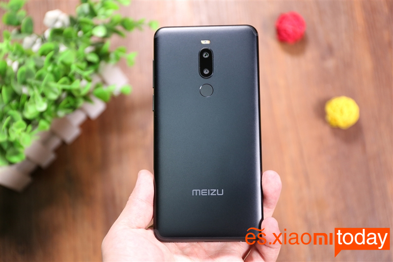 Meizu V8: Diseño