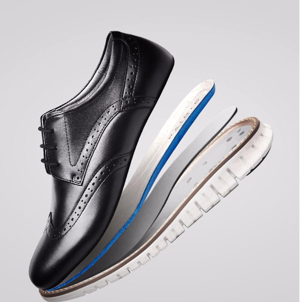 Xiaomi Leather Shoes:Disipación de calor
