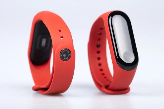 Xiaomi Mi Band 3 NFC Commemorative Edition: Características y precio