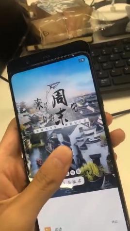 Pantalla deslizante del Xiaomi Mi MIX 3