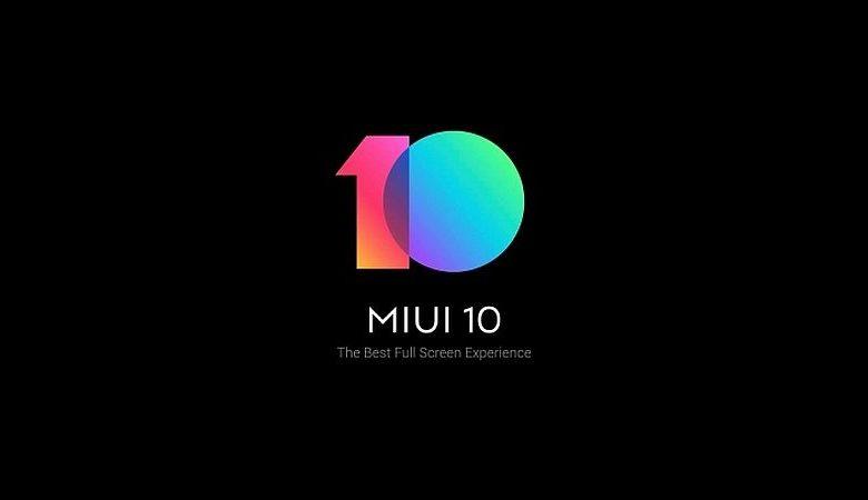 MIUI 10 - eSIM