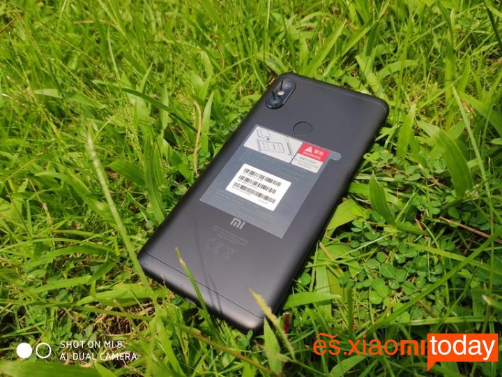 Xiaomi Redmi Note 6 Pro Análisis - Batería