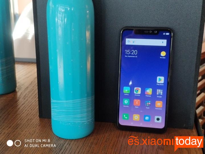 Xiaomi Redmi Note 6 Pro Análisis - Pantalla