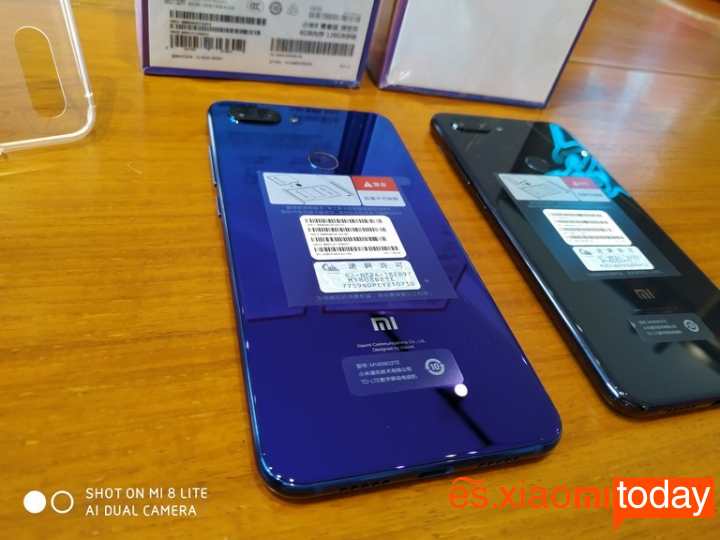 Xiaomi Mi 8 Lite Análisis - Software y conectividad
