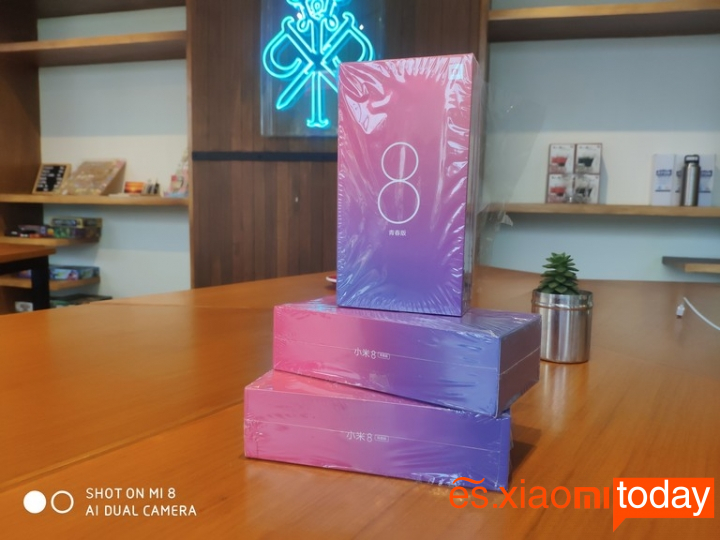 Xiaomi Mi 8 Lite Análisis - Especificaciones