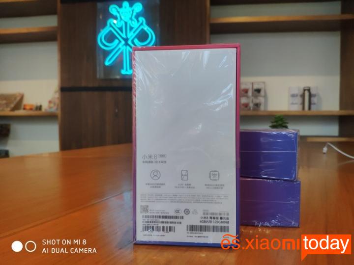Xiaomi Mi 8 Lite Análisis - Primera impresión