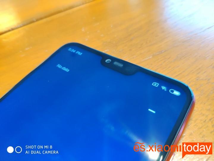 Xiaomi Mi 8 Lite Análisis - Cámaras