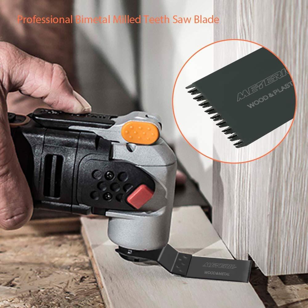 Hojas de sierra para madera y corte de metal Meterk