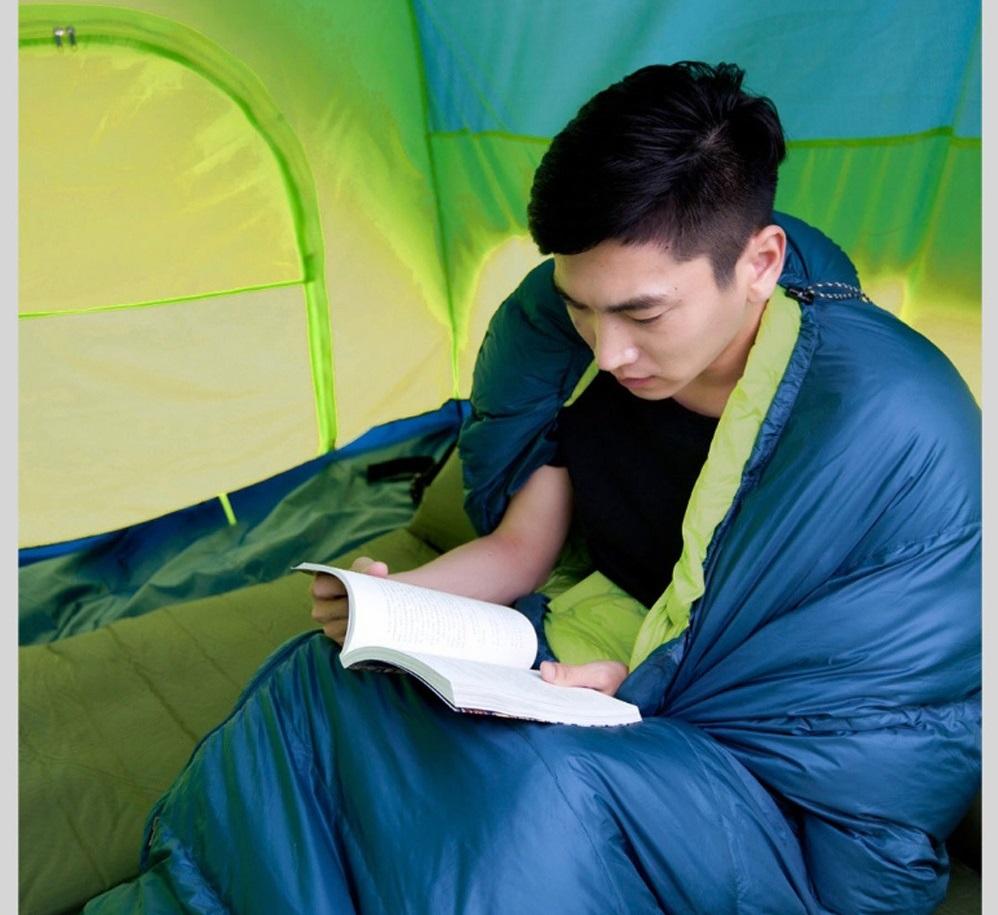 Bolsa de dormir Xiaomi Zaofeng colores
