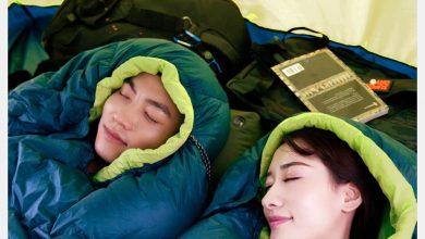 Bolsa de dormir Xiaomi Zaofeng destacada