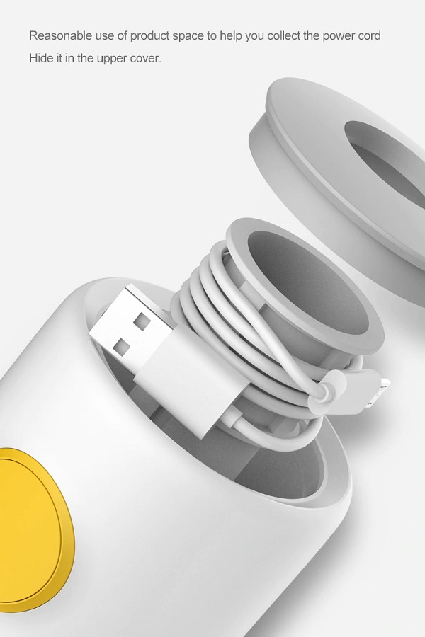 Humidificador ultrasónico Xiaomi Deerma autonomía