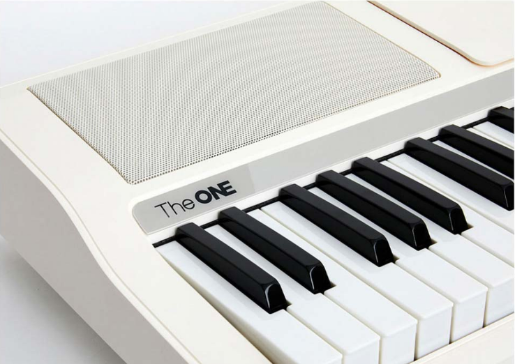 TheOne Smart Keyboard Light Piano 2