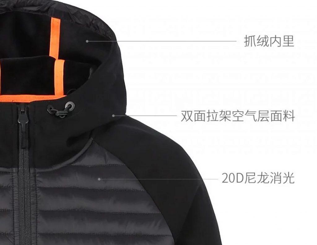 Uleemark chaqueta