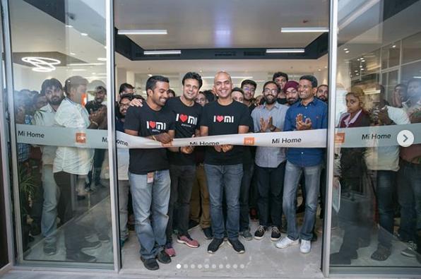 Xiaomi India: Han obtenido un nuevo Guinness World Records y una nueva Mi Home Store en Bangalore