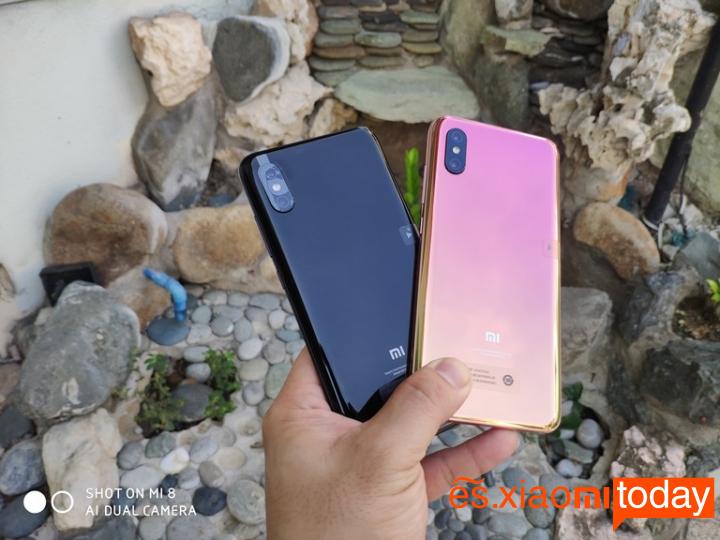 Xiaomi Mi 8 Pro: Unboxing/review
