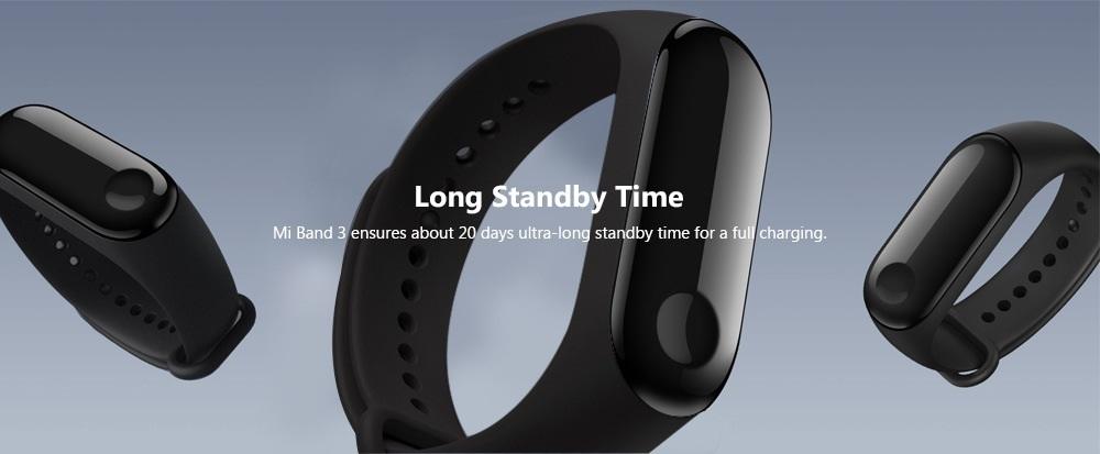Xiaomi Mi Band 3batería