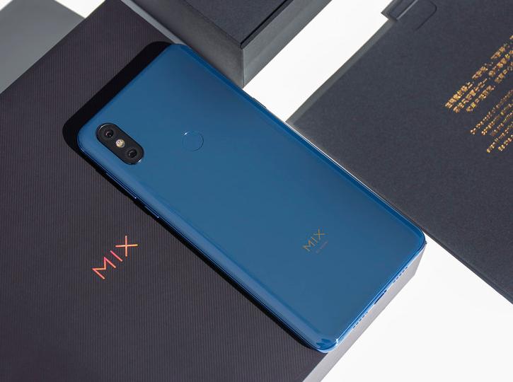 Xiaomi Mi MIX 3 introducción