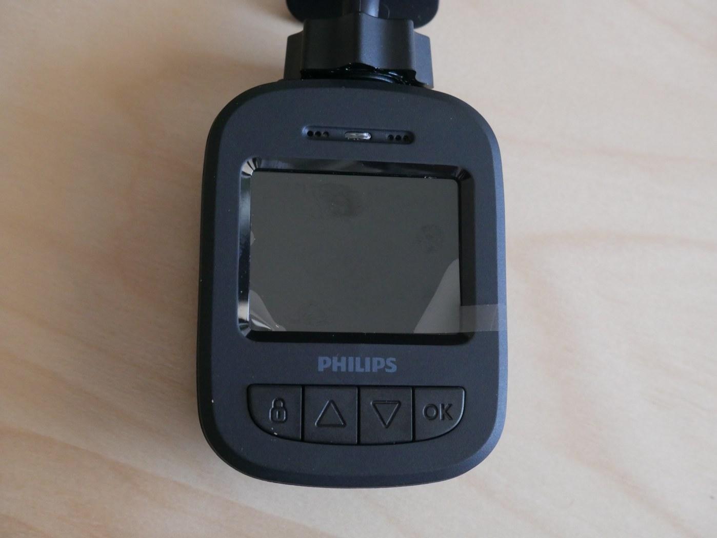 Xiaomi Philips Driving Recorder Parte trasera