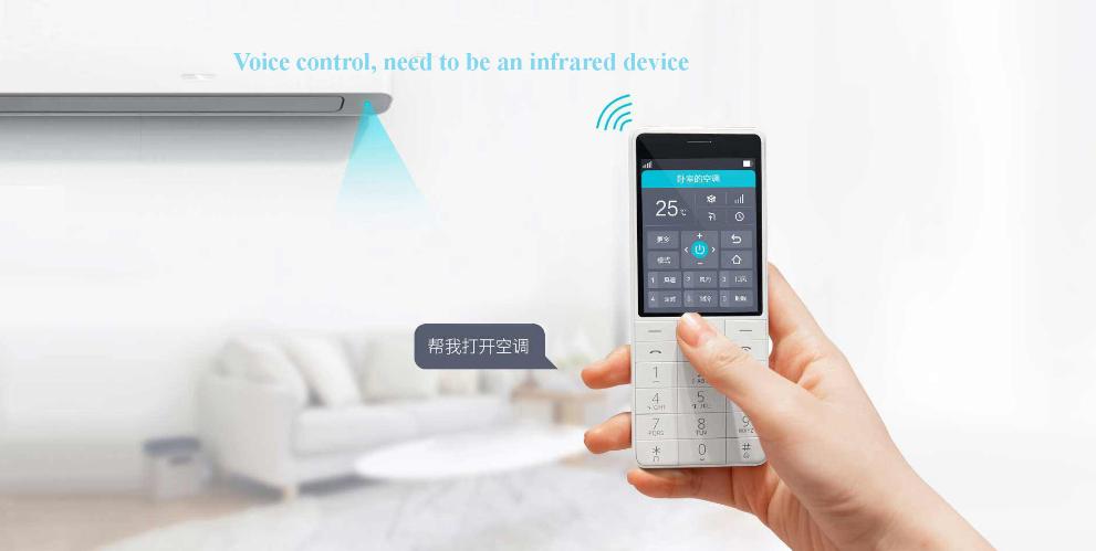 Xiaomi QIN 1 Control remoto