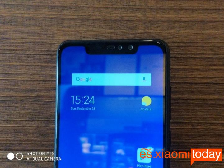Xiaomi Redmi Note 6 Pro Análisis - Diseño