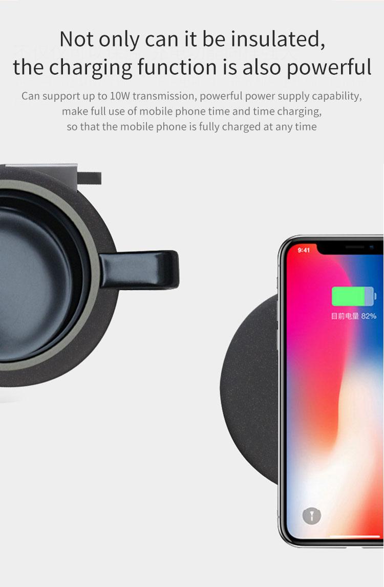 Xiaomi VH Wireless Charging Cup Imagen