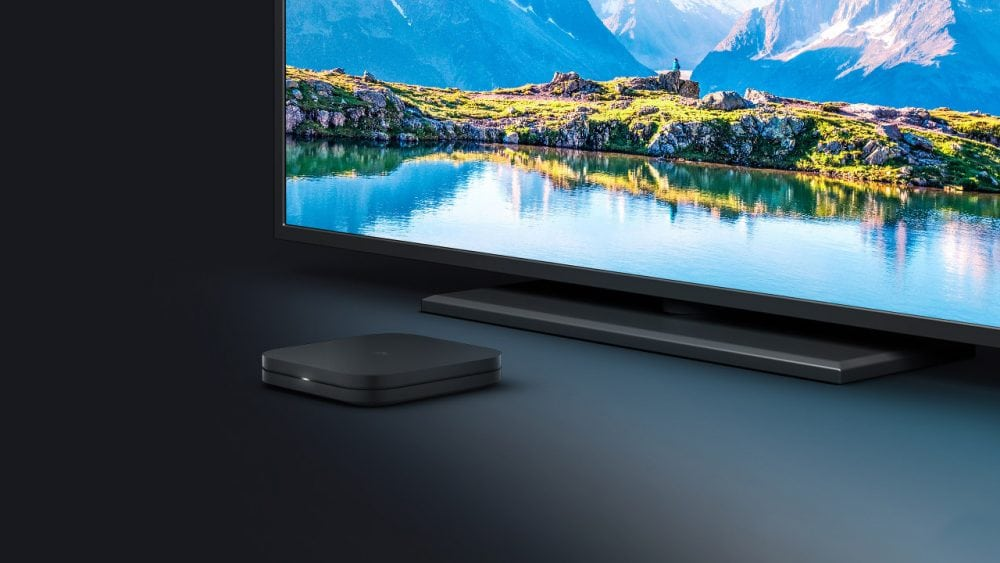 Xiaomi Mi Box S: Audio y video