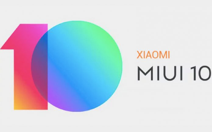 MIUI 10 v8.11.8 beta es compatible con la aplicación de Google cámara