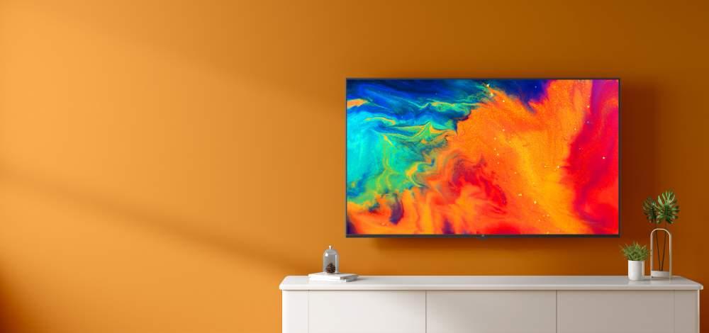 Xiaomi nos presenta una nueva Mi TV de 58 pulgadas