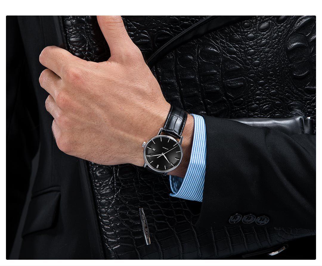 Xiaomi nos presenta al TwentySeventeen, un nuevo y poderoso reloj