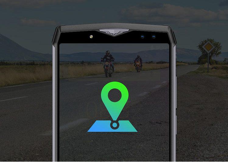 Ulefone Power 5S: Conectividades GPS 9 GLONASS
