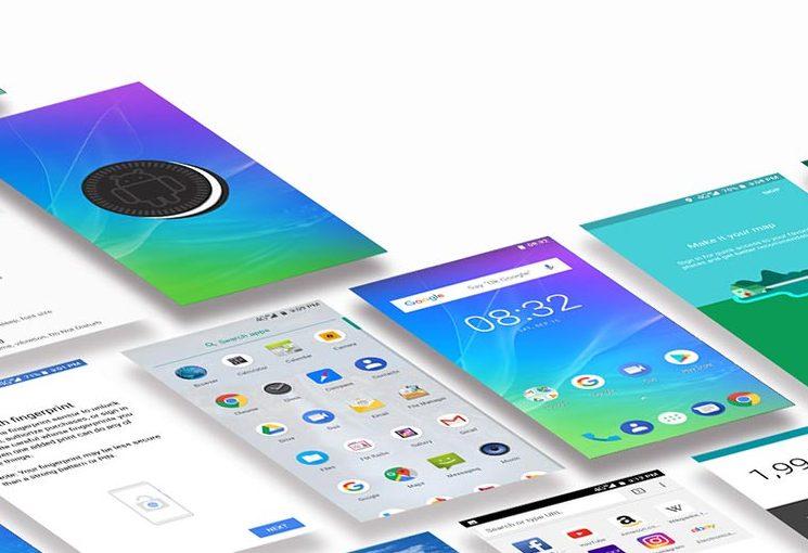 Ulefone Power 5S: Software Andoid Oreo 8.1