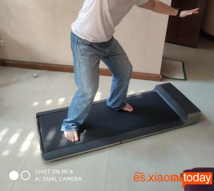 El Xiaomi WalkingPad análisis: Tu nuevo aliado para mantenerte en forma