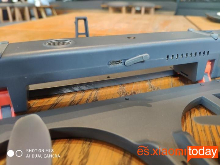 Xiaomi YoupiniDol FPV RC Drone Análisis: Diseño
