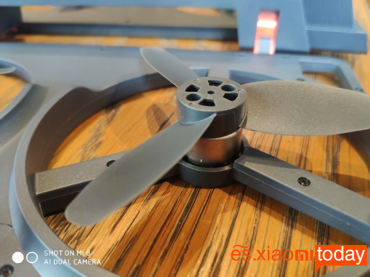 Xiaomi YoupiniDol FPV RC Drone Análisis: Funciones