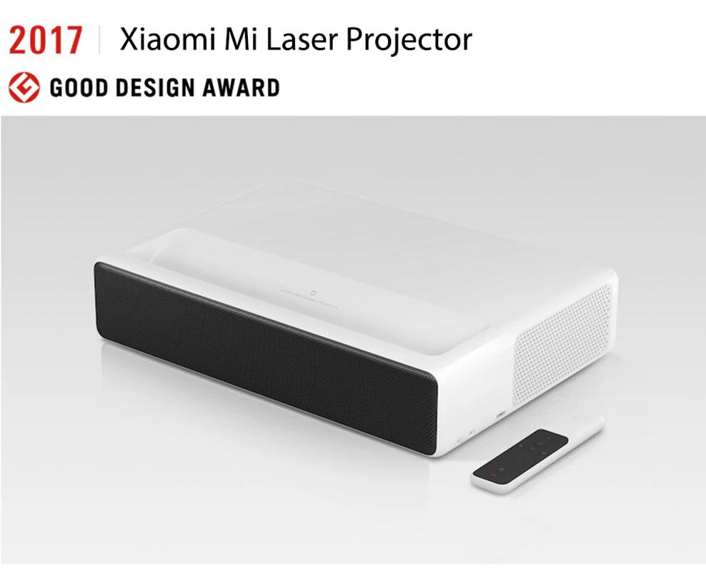 Xiaomi Mijia Laser Projector características 1