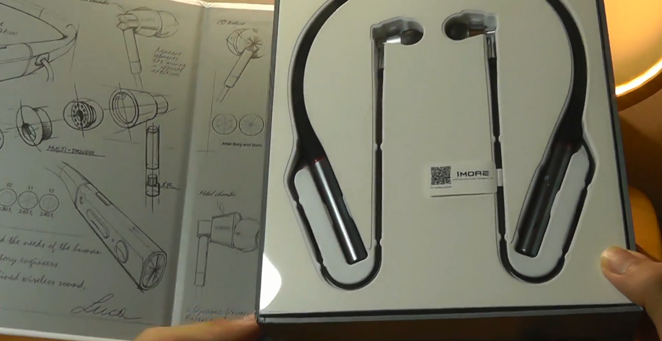 Xiaomi mijia 1MORE caja