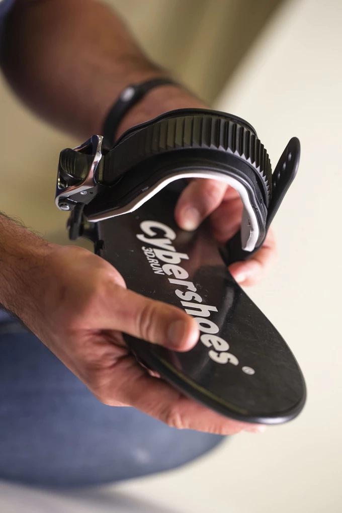 Cybershoes kickstarter