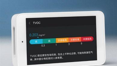 Detector de aire Xiaomi