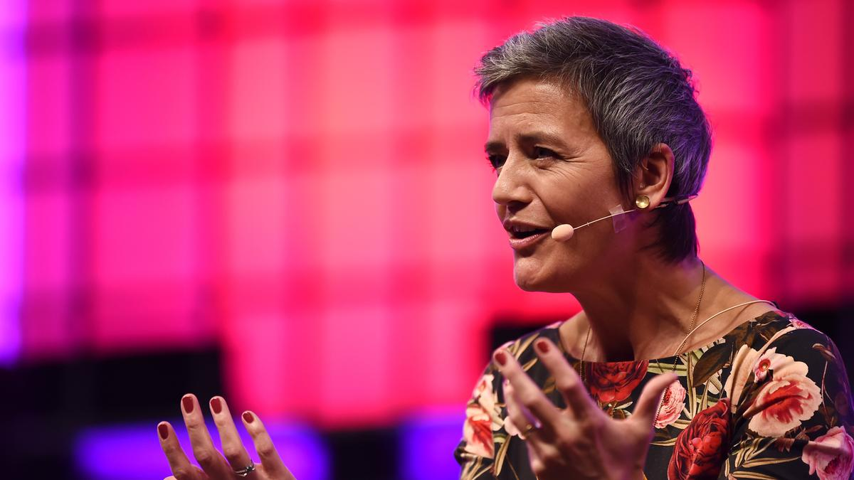Web Summit - Margrethe Vestager habla sobre la regulación tecnológica del mundo digital