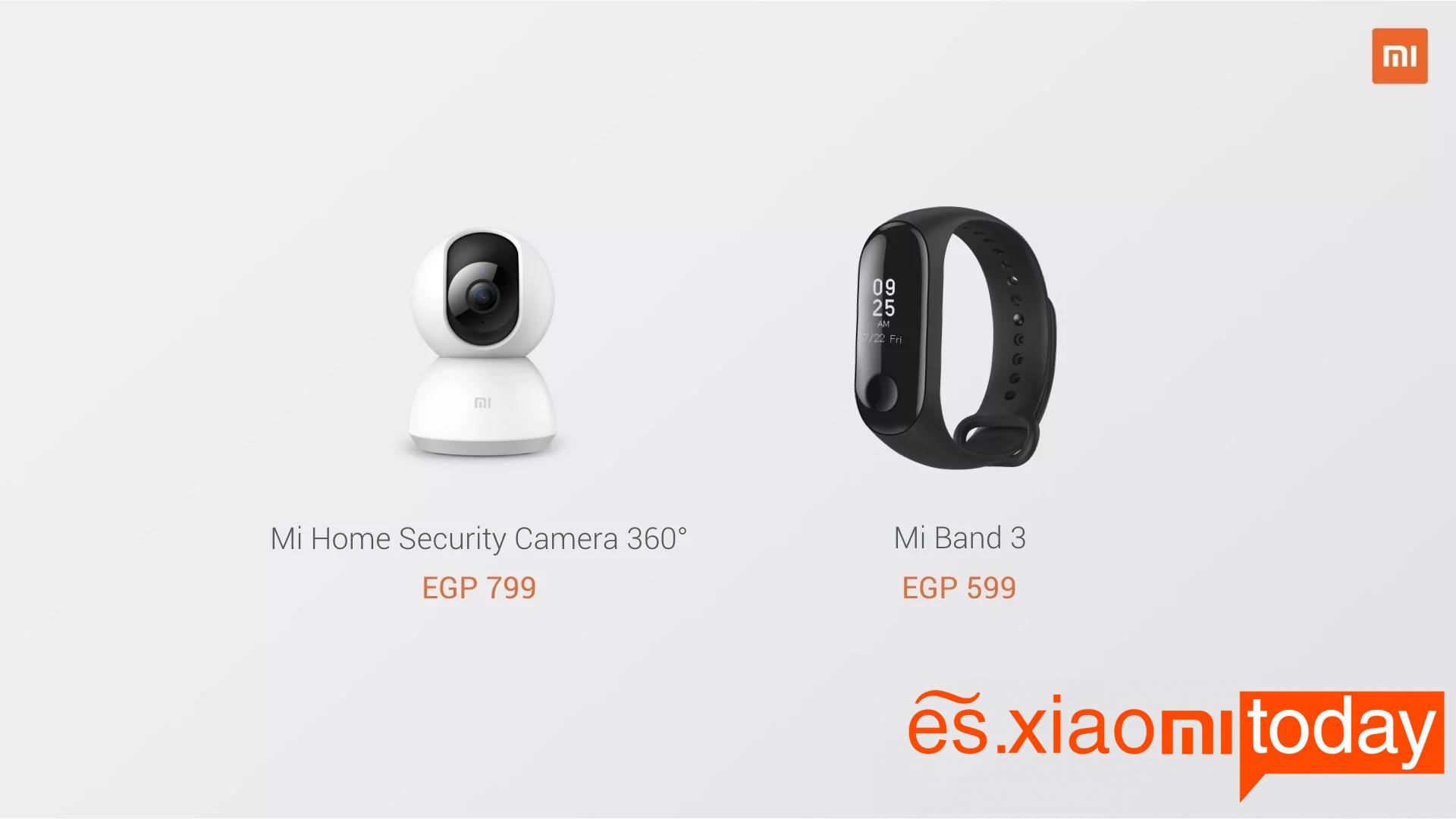 Xiaomi entra a egipto con el Mi 8 pro