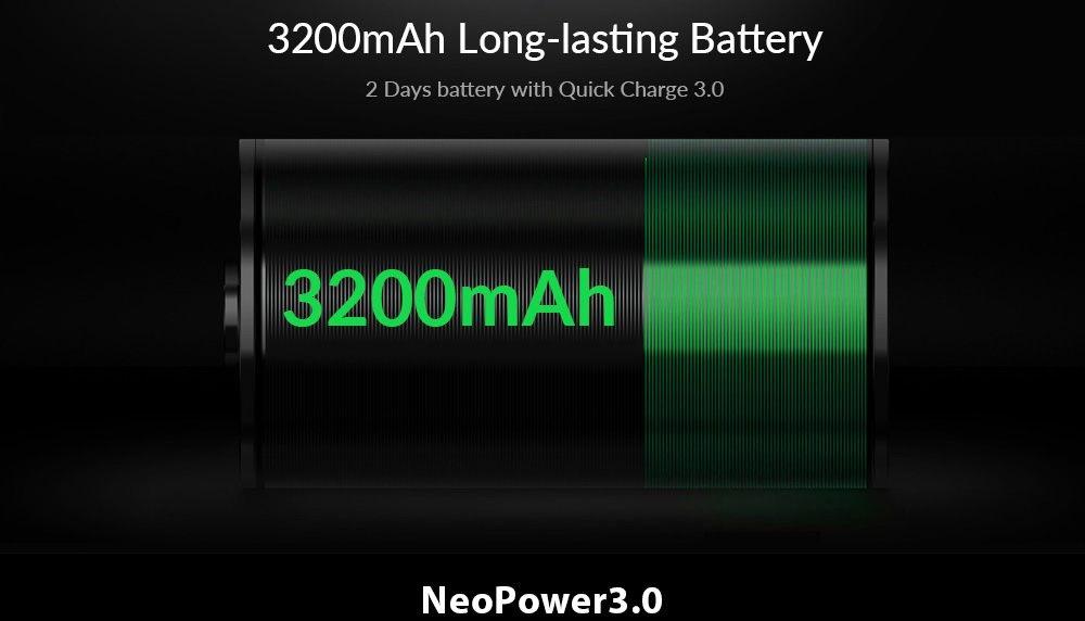 Nubia Z17 Lite batería