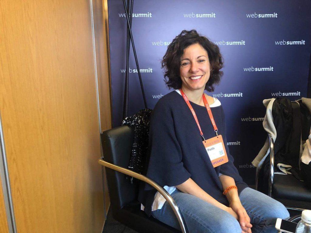 Paola Pisano - Web Summit