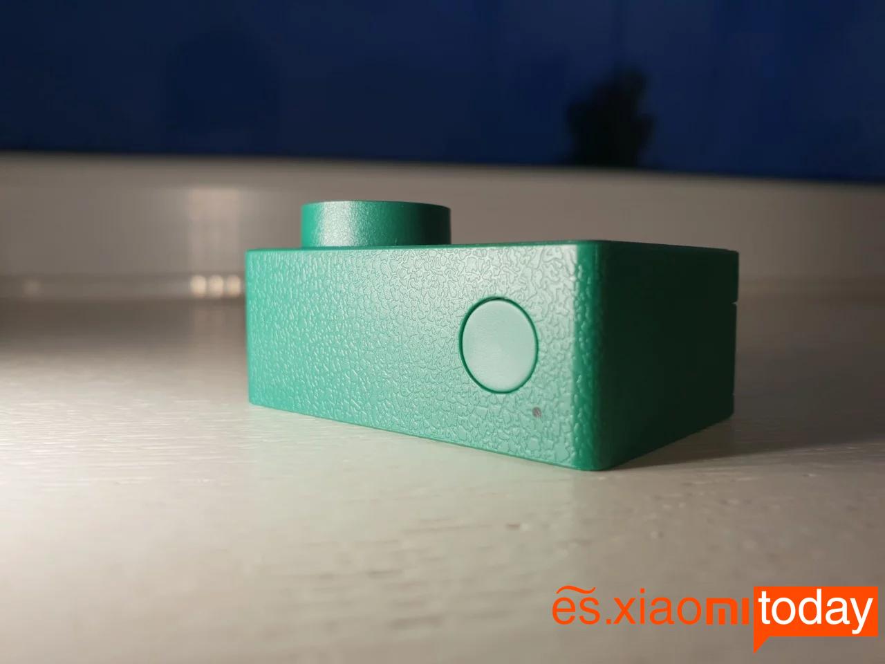 Xiaomi Seabird 4K Action Camera Análisis: Diseño