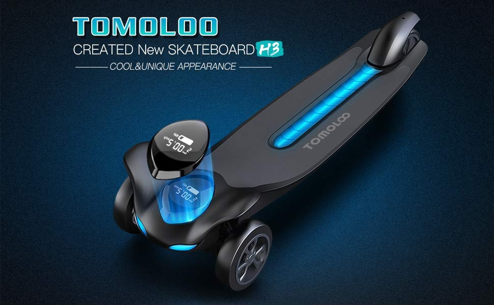 TOMOLOO H3 introducción