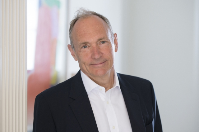 Tim Berners-Lee - fundador de la World Wide Web