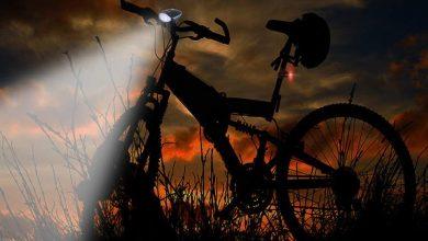 Tomshine Luz LED para bicicletas destacada
