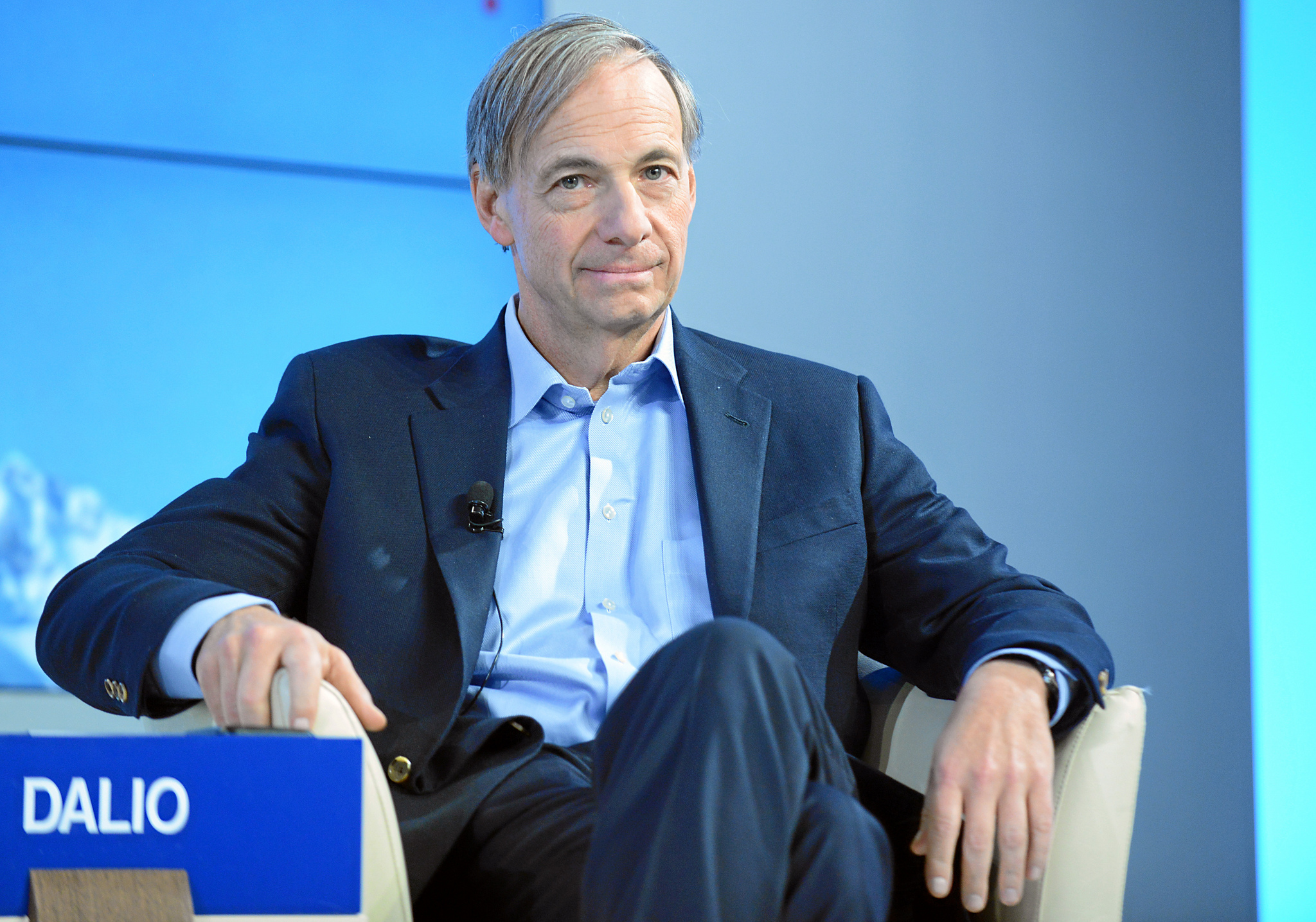 Web Summit Ray Dalio
