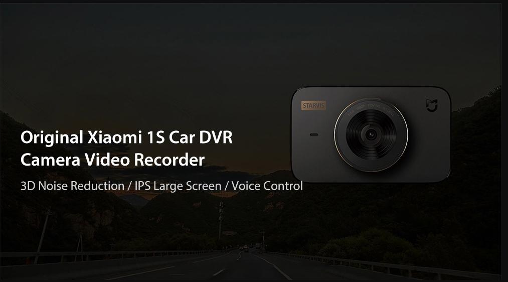 Xiaomi 1S Car DVR Imagen destacada