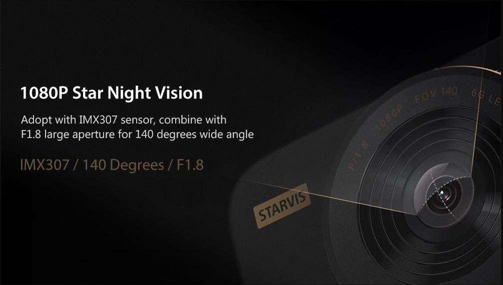 Xiaomi 1S Car DVR Imagen